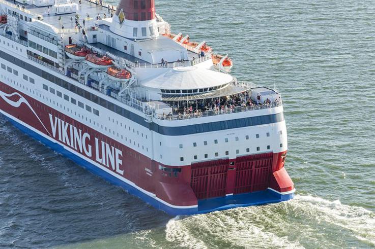 Viking Line Aikataulut