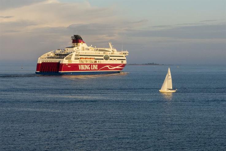 Laivat Tallinnaan